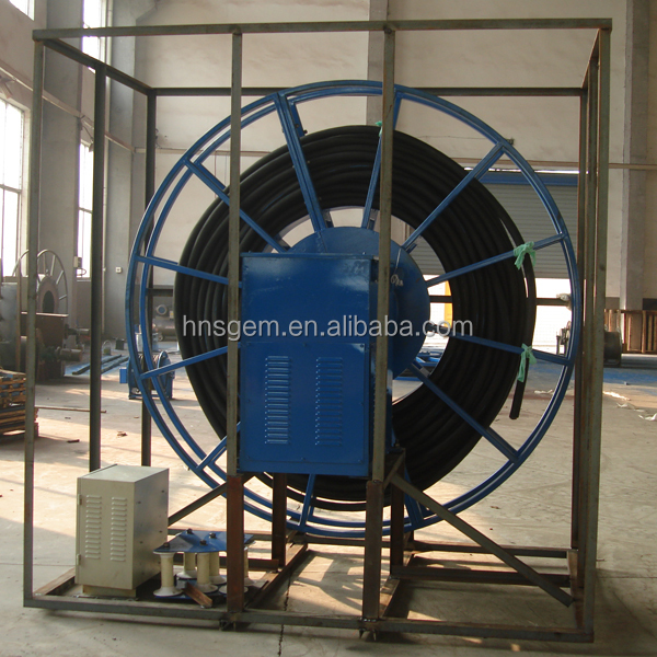 150m Torque Electric Motor Cable Reel