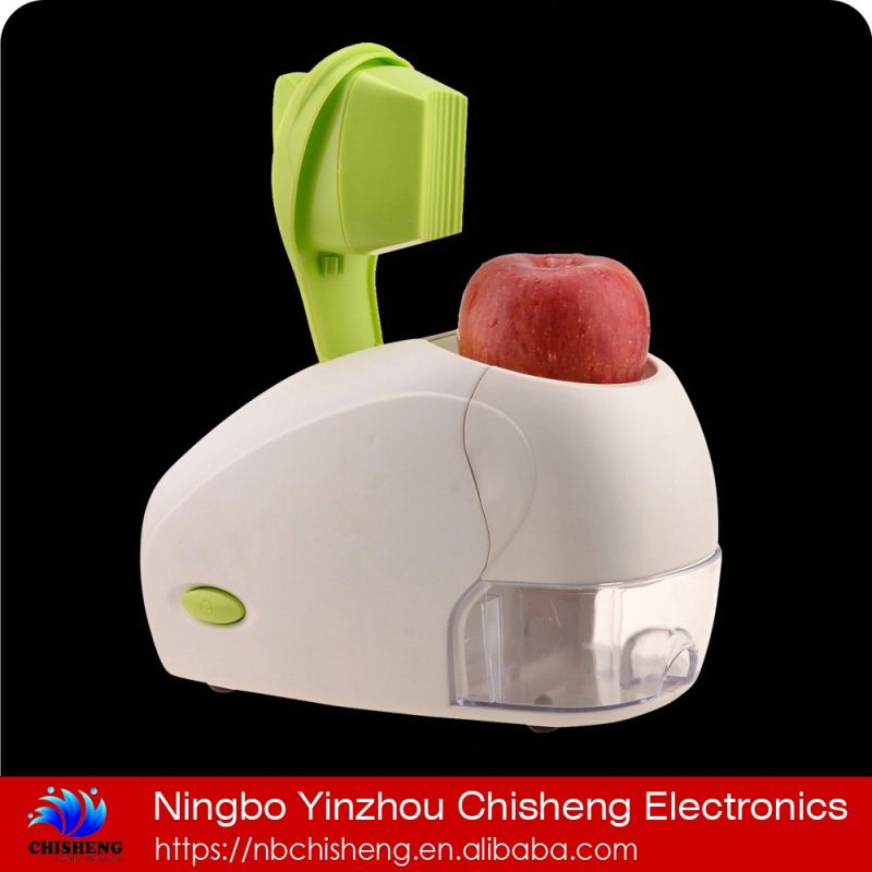 Fine appearance factory supply electric plastic cheese grater