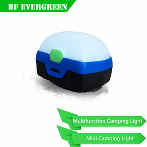 Outdoor Lights Emergency Night Light Camping Hiking LED Camping Lantern Mini Flashlight Torch Lamp