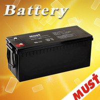 Long life agm VRLA sealed lead acid 12v used ups battery for computer