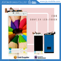 New Products 2016 For Sony Xperia C4 LCD With Touch Digitizer Full White Color