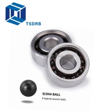high speed hybrid ceramic si3n4 ball bearing r188 for hand spinner