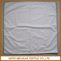 Wholesale factory price and 100% cotton pillow shells in pillow case