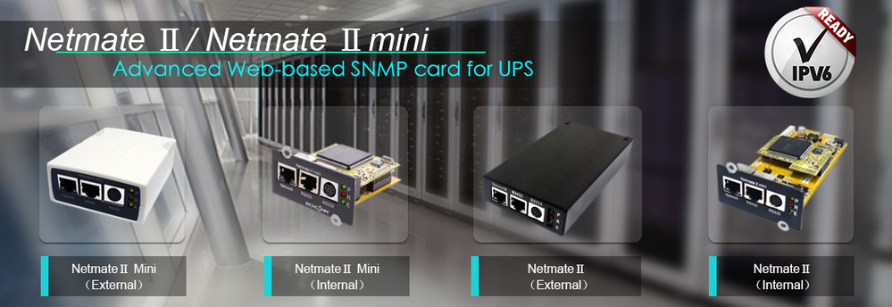 Computer UPS SNMP Card Online UPS Monitoring Line-interactive UPS Monitor: Netmate II mini(External)