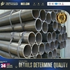 3.5 inch steel pipe ! hot expand welded steel pipe double wall tube