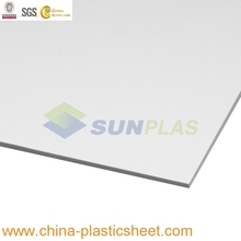 3 Layers Co-extrusion High Gloss Antibiosis 141B Composite sheet