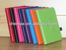 "2014 New Arrival Leather Stand Case Protective Cover For Kindle Fire HD 7"" 7inch Tablet"