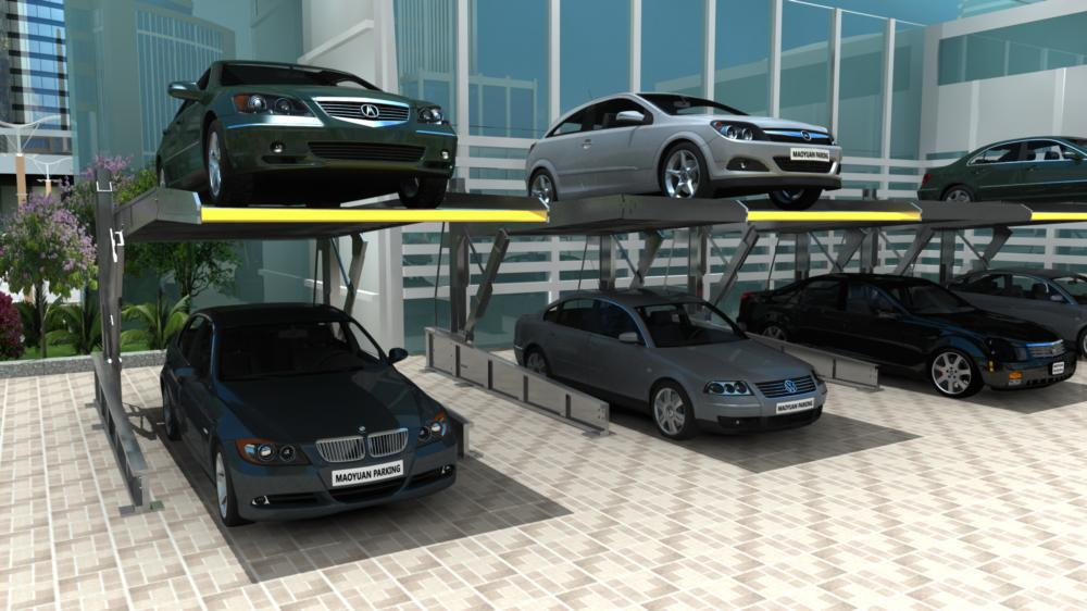 Car Elevator/Lift Parking Systems Cost