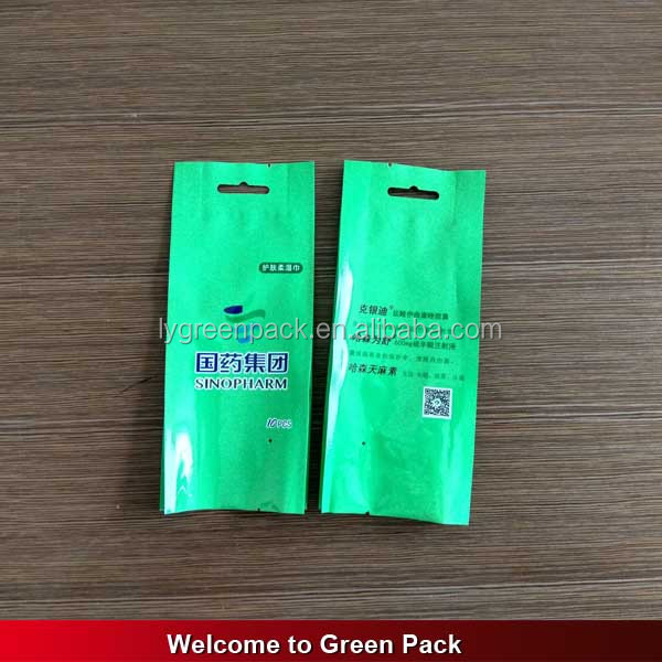 Wholesale daily used tissue plastic wet wipe package/wet wipe packing bags