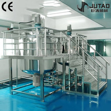Imported material production soap line