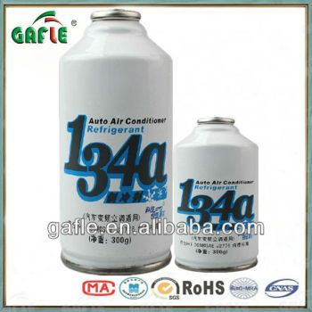 car cool r134a refrigerant gas manufacture