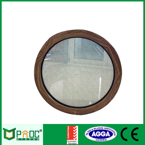 Glass Window Exhaust Fan With ASA2047 Double Glazed Glass