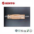 flexible tinned copper braid flat braid copper connector