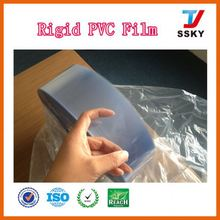 100% durable plastic sheet/pvc roll/thin decorative film for panel flexible pvc roll