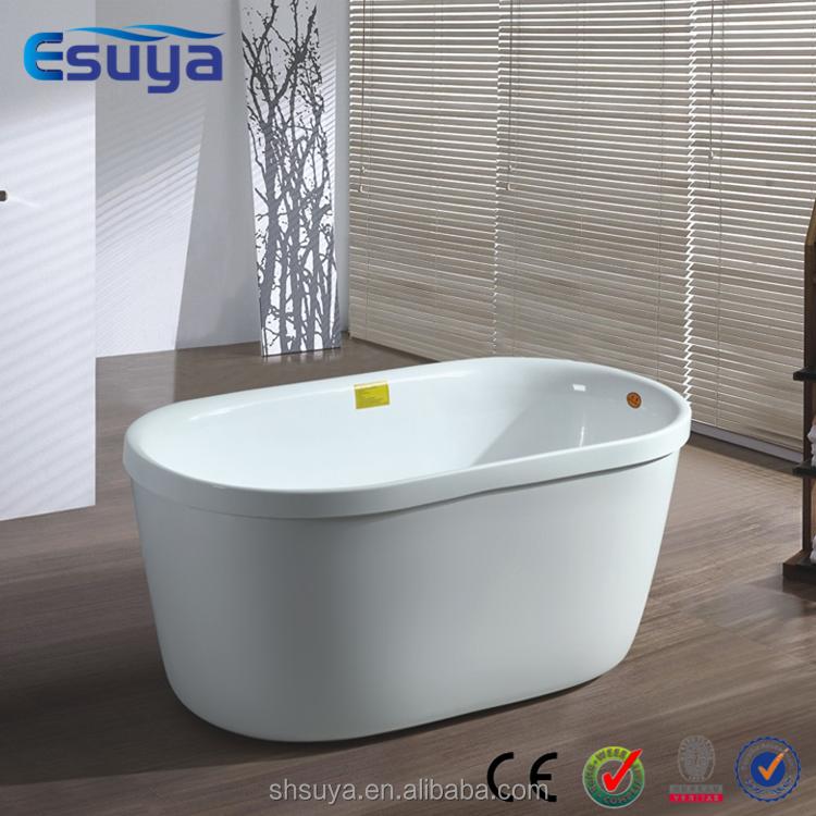 Small size bathtub for mini bathroom custom size small for Deep bathtubs standard size
