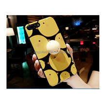 New design TPU Silicon China waterproof mobile 3D squishy phone case wholesale for iPhone 7