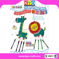 Factory supply beautiful DIY crafts for young kids