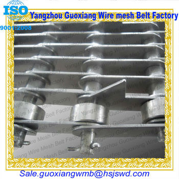 high quality annealing furnace stainless steel customized belts