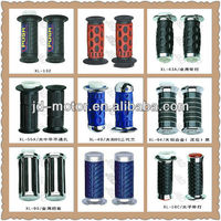 Alloy and Rubber MOTORCYCLE GRIPS/Handle bar