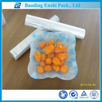 food package wrap pe cling film for fruit wrap plastic film