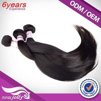 Hot Quality Cuticle Large Stock Direct Factory Machine Made Human Hair Extension/Weft