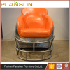Riveted Aluminum Spitfire Football Helmet Chair by Ryan Tannehill