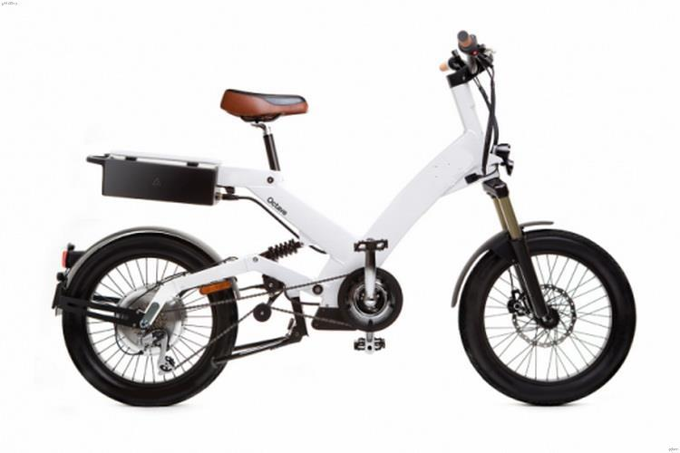 High quality hotsell folding step through electric bike