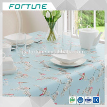 Professional Fire Retarding plastic pvc table cloths