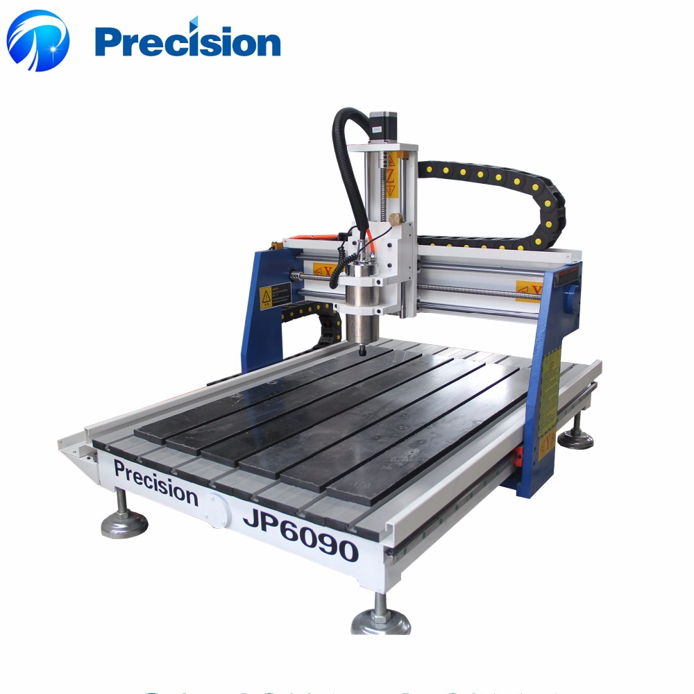 Cnc wood machinery 5 axis router cnc cutting machine with G Code
