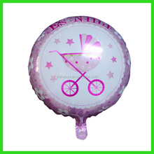 high quality helium gas filled colorful foil ballons