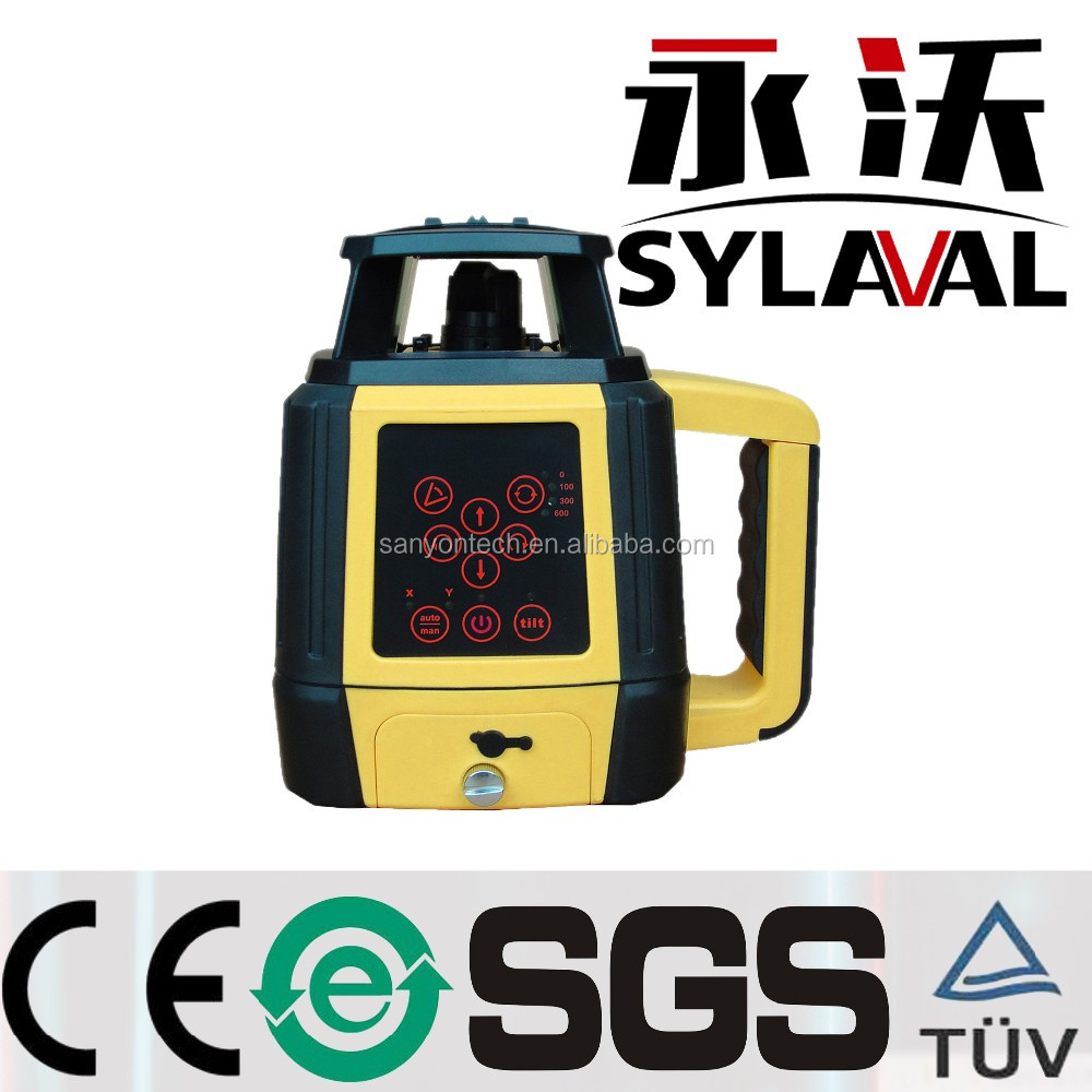 RT20 New design automatic rotary laser level for construction