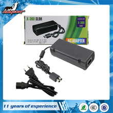 Factory Wholesale Price High Quality Power Supply AC Adapter For XBOX 360 SLIM Console (PAL)
