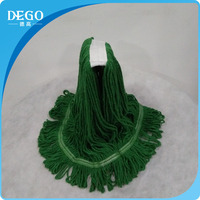0.5s multiply cotton blended yarn material cotton mop head manufacturer