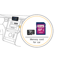 JZT Bulk Class 10 fast speed micro 64 GB sd memory card