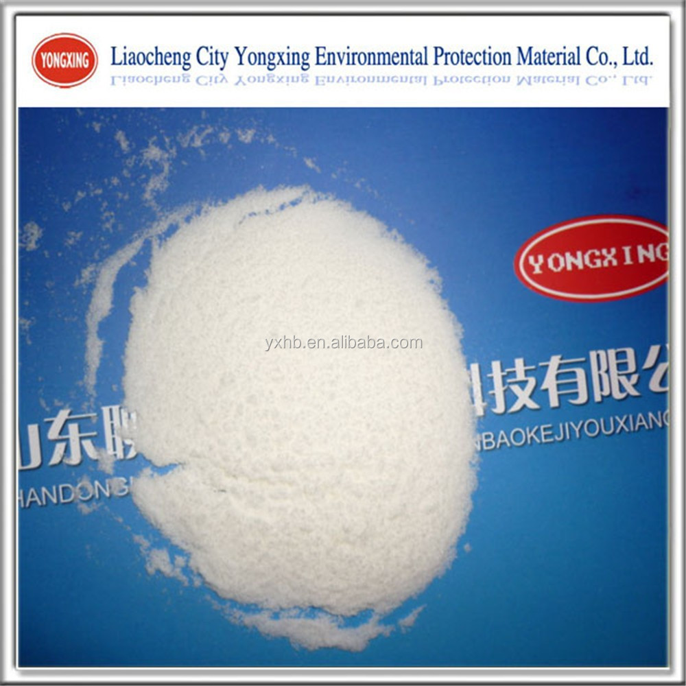 water treatment/textile industry/oil drilling used anionic polyacrylamide chemicals
