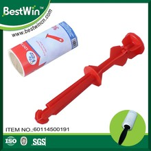 3 years quality guarantee magic sticky plastic lint roller handle