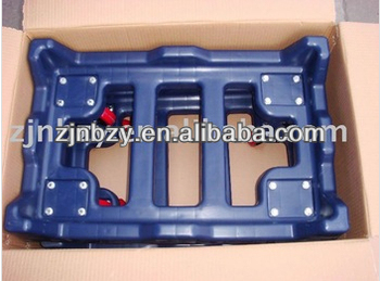 3 sturdy transportation dolly/tote dolly/plastic dolly