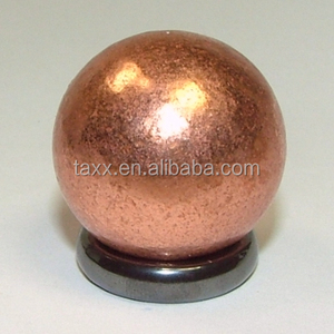 Large solid copper/brass balls for sale