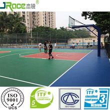 eco-friendly basketball court floor coating for campus