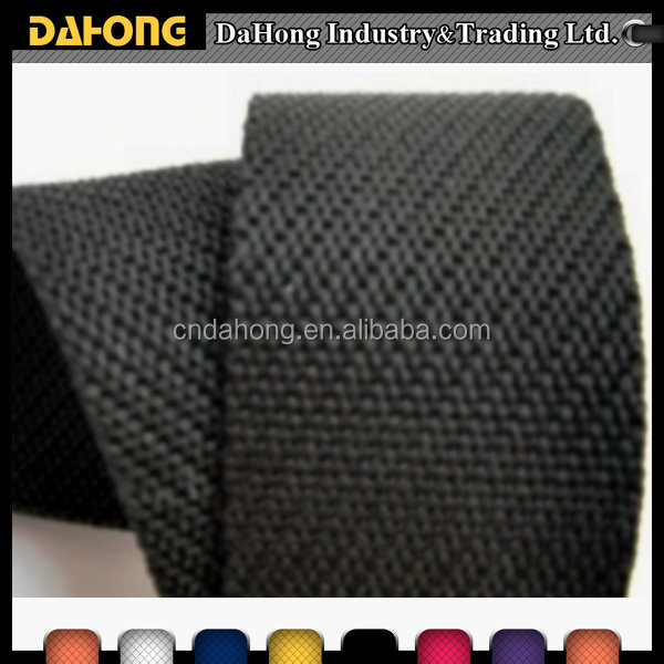 factory supplier high quality cheap pp webbing for bags and handle bags