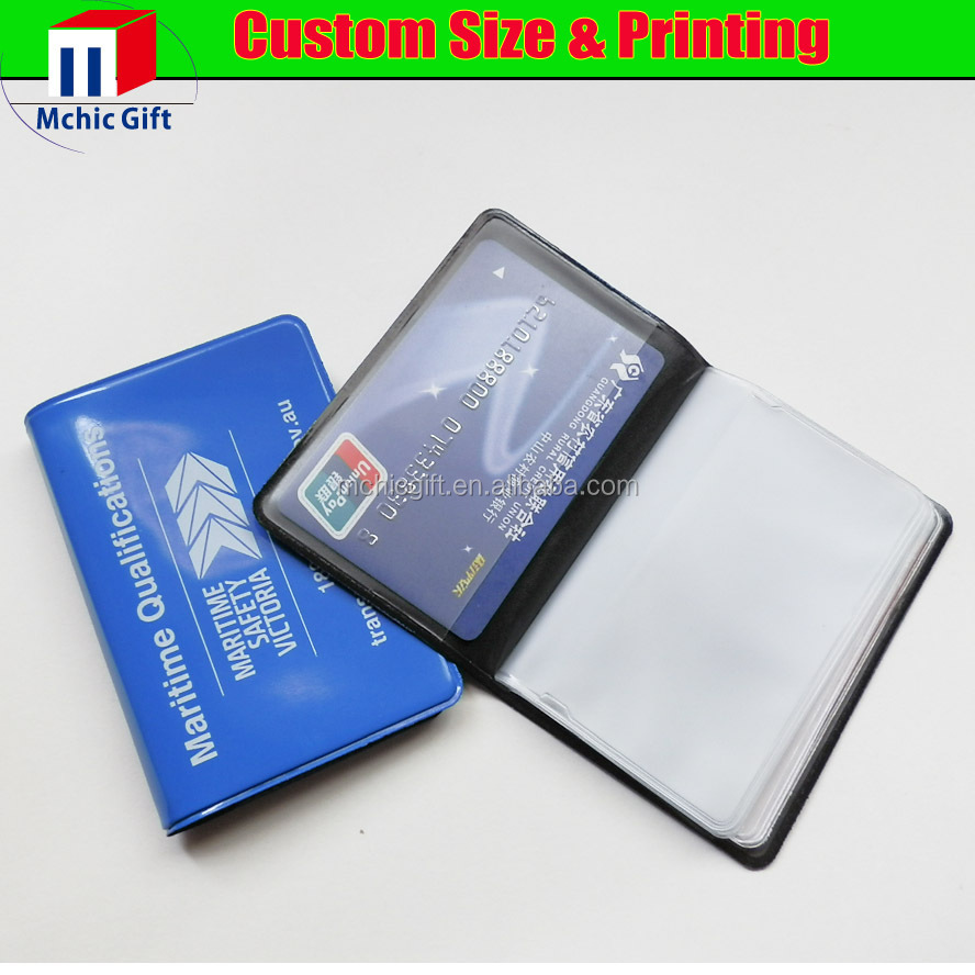 Custom Cheap Plastic Wholesale Business Card Holders
