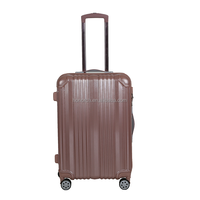 2017 Colorful High Quality Abs Luggage