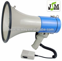 12v professional wireless police megaphone with siren
