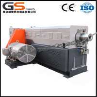 Cold feed silicone rubber extruder machine