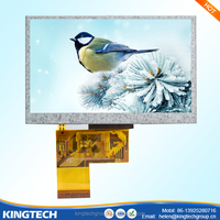 "outdoor 4.3"" inch resistive capacitive lcd touch screen display"