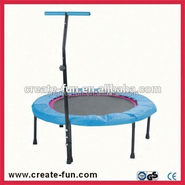 CreateFun Newly Adjustable Mobile Kids Trampoline For Childrens