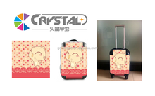 2015 Cartoon Design Children Travel Suitcase Luggage Four Universal Wheels Kids Luggage