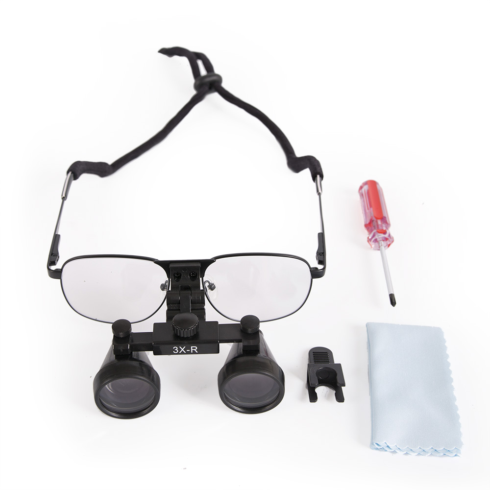 Optical 3.0x Dentist Binocular Dental Surgical Loupes
