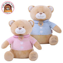 Cute Plush bear Toddler with cute shoulder strap anti lost baby especial design for little baby under 3 years