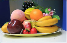 Vegetable and fruits sample as like real food good for decoration